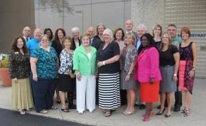 Graduating Class of the Leadership Development Program