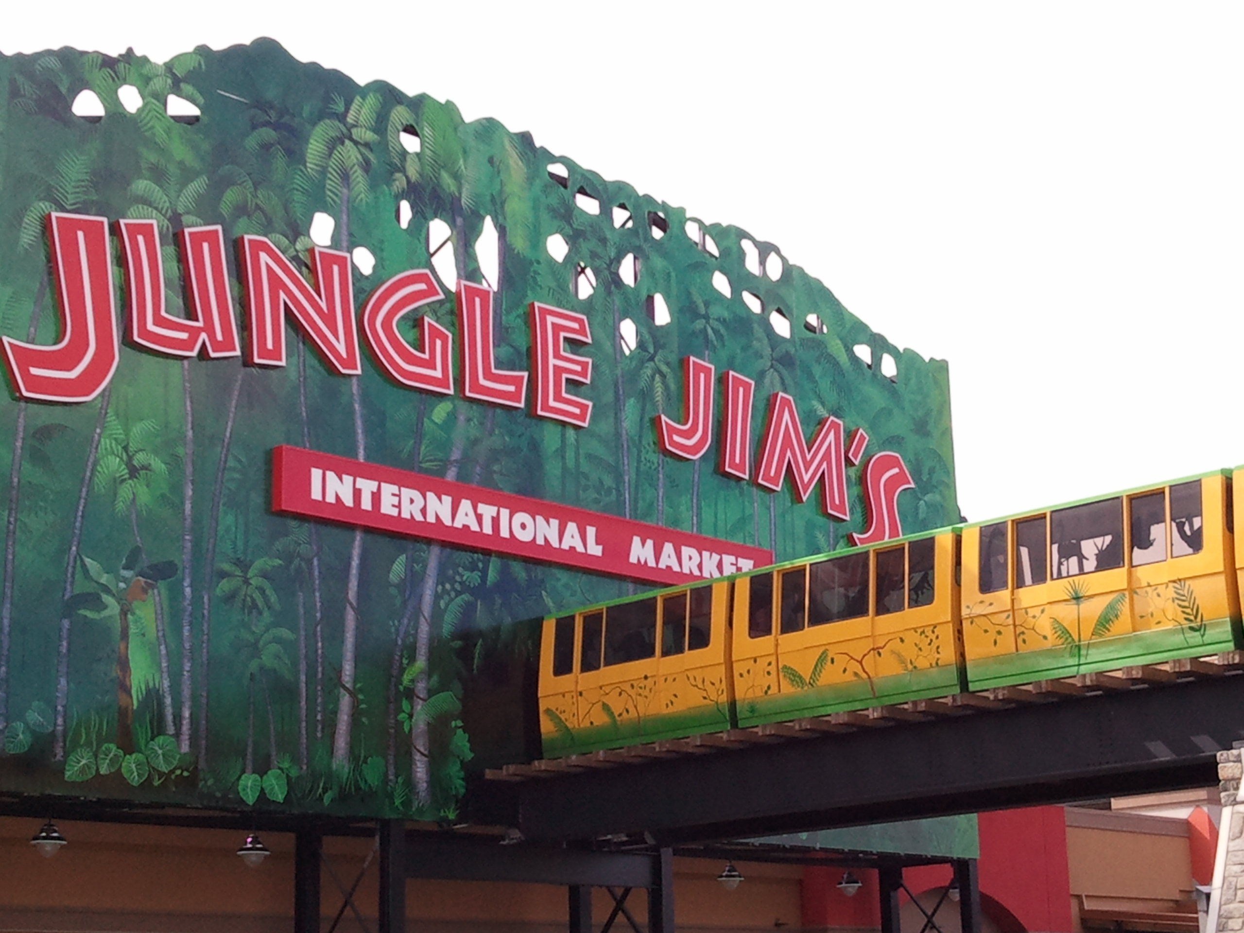 Jungle jim s international market in eastgate will be for Jungle jim s bathroom photos