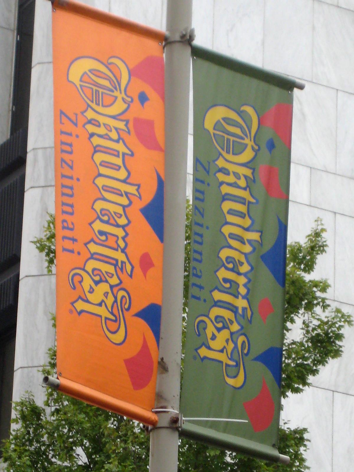 Oktoberfest Banners