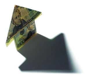 Money House shadow
