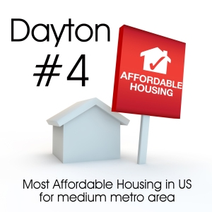 addordable housing 3d icon render on white background