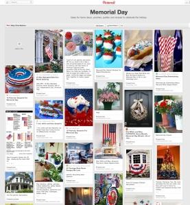MemorialDayPinterest