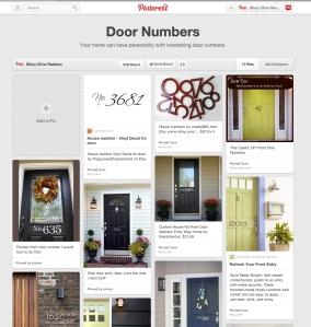 DoorNumbers