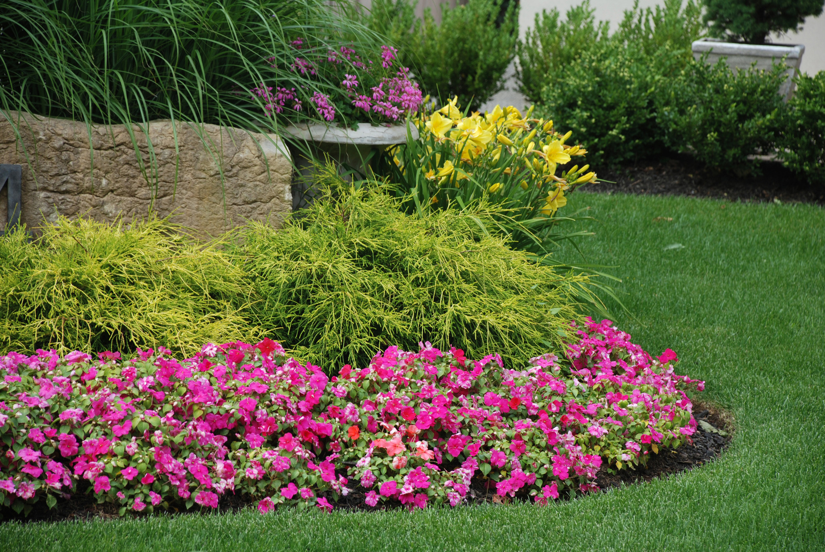 maintaining your front yard