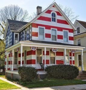 RedWhiteBlueHouse