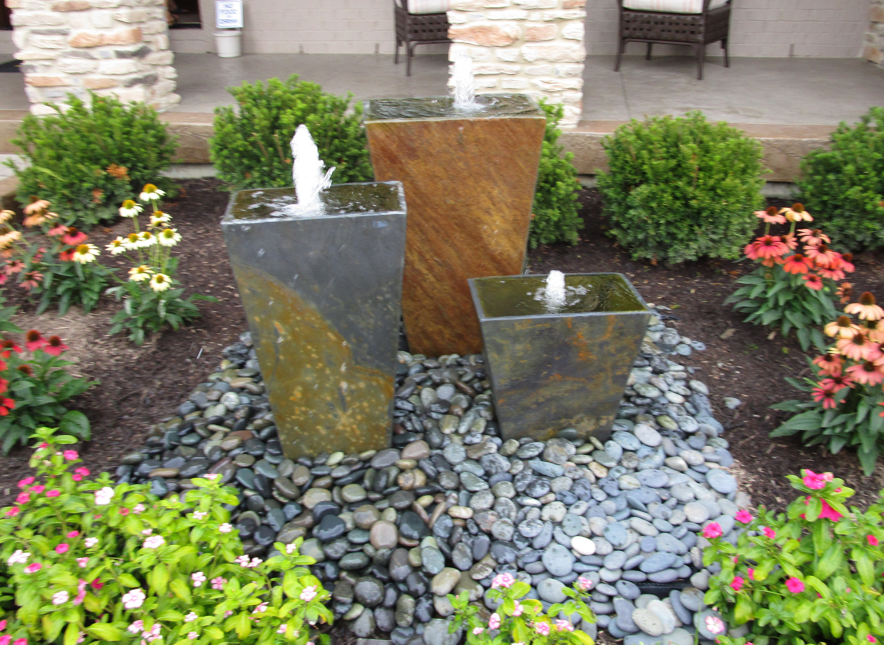 Water feature for your home sibcy cline blog Home water features