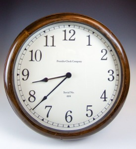 Pottery Barn Clock