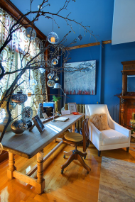 http://www.houzz.com/photos/235721/Bedroom-eclectic-home-office-calgary
