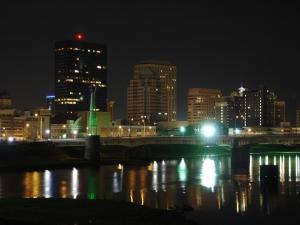 Dayton_Evening_Bridge