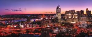 Cincinnati_Skyline_Pinks