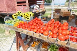 Columbia-Tusculum Farmer's Market