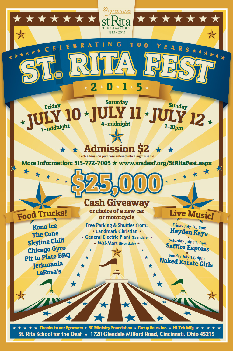 St Rita Celebrates A 100 Year Tradition At Its Annual
