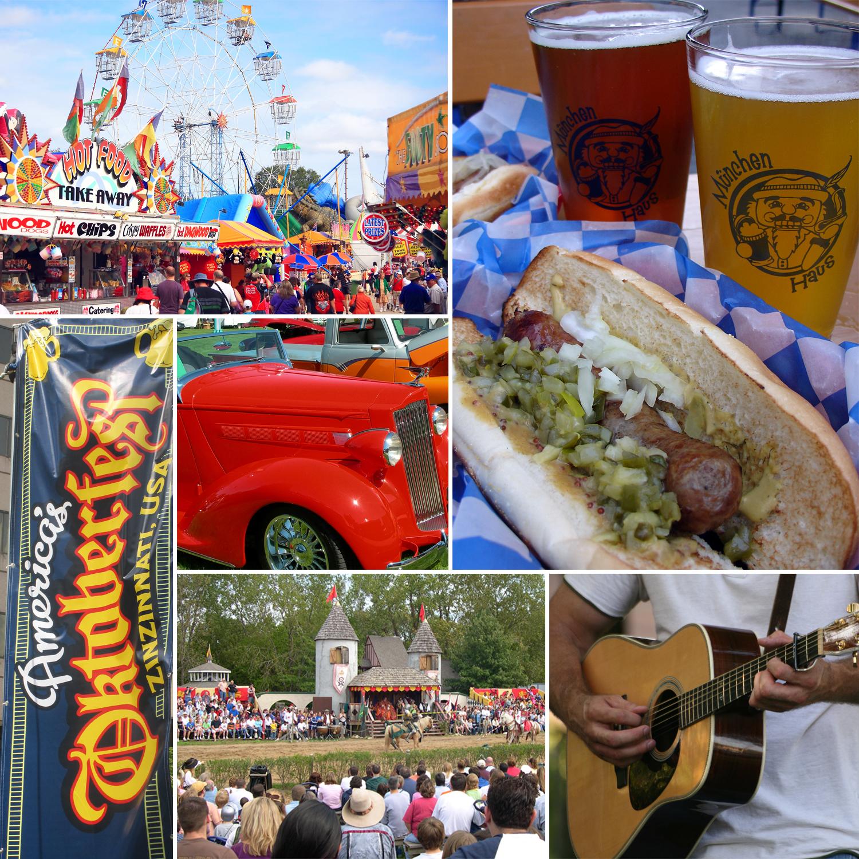 Cincy Food And Wine Festival