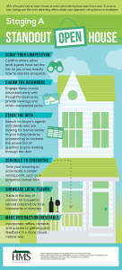 Standout Open House Infographic