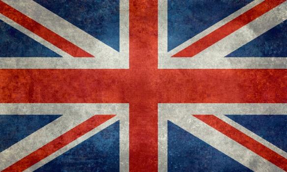 National flag of the United Kingdom, the Union Jack 3:5 scale