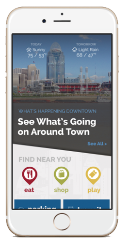 DowntownCincinnatiApp