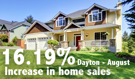Amazing Dayton Home Sales Increase Almost Seventeen Percent In Interior Design Ideas Clesiryabchikinfo