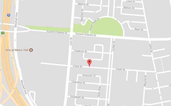 ClarkStreetMap
