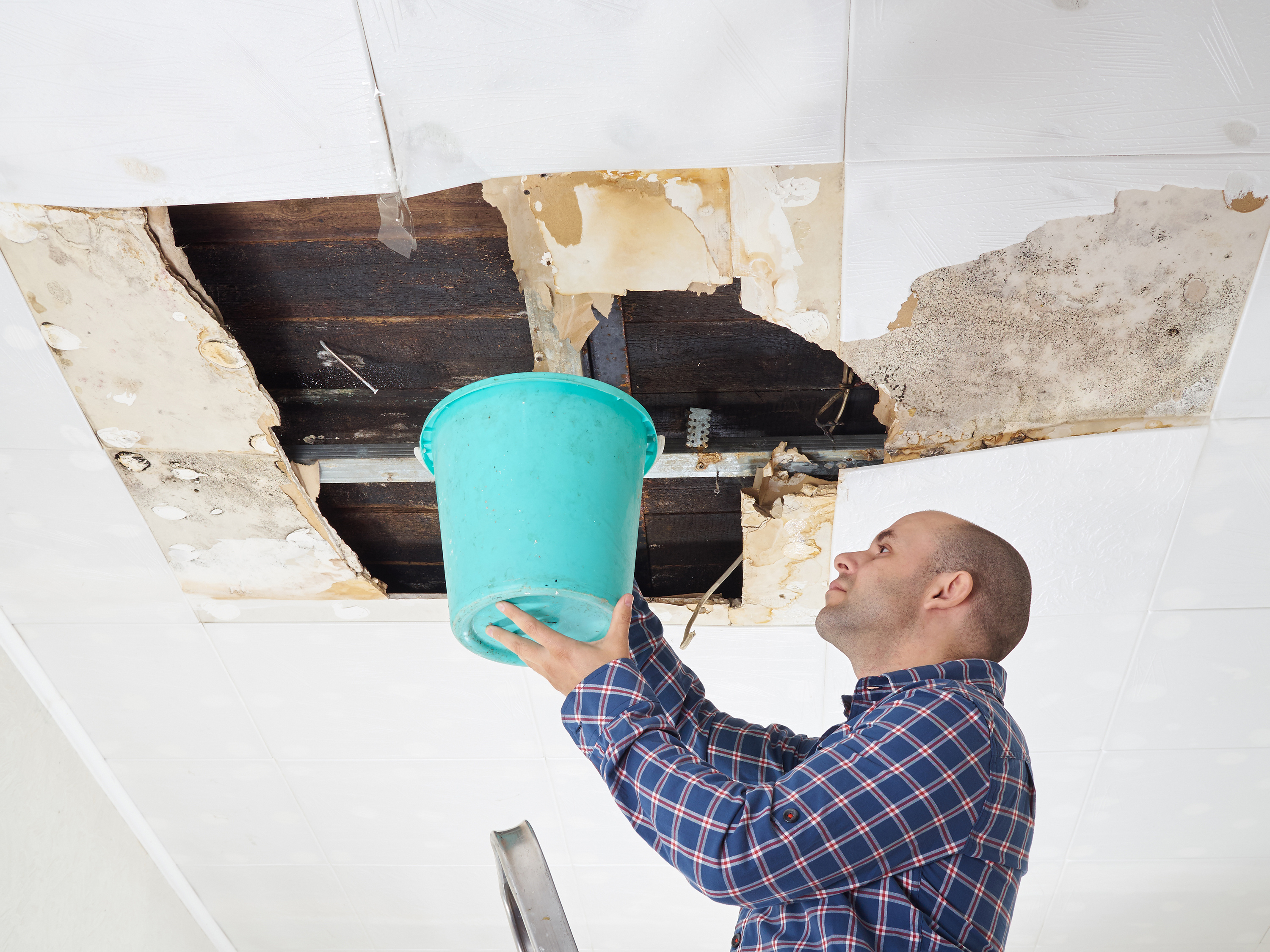 prevent water damage in your home