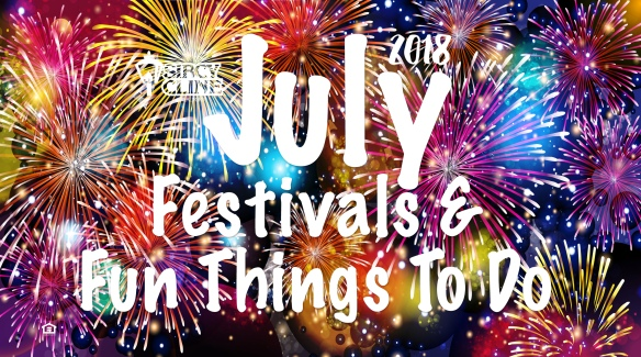 July Festivala and Fun Things to Do