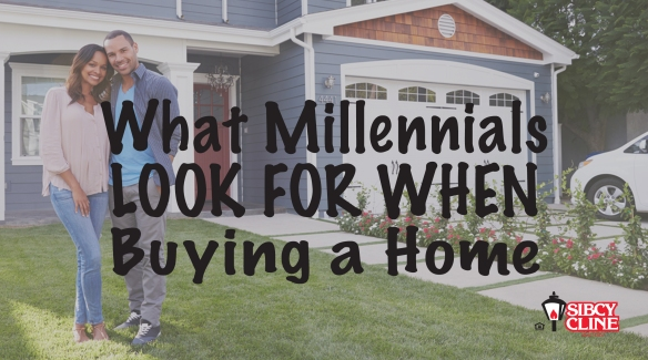What Millennials Look For When Buying A Home