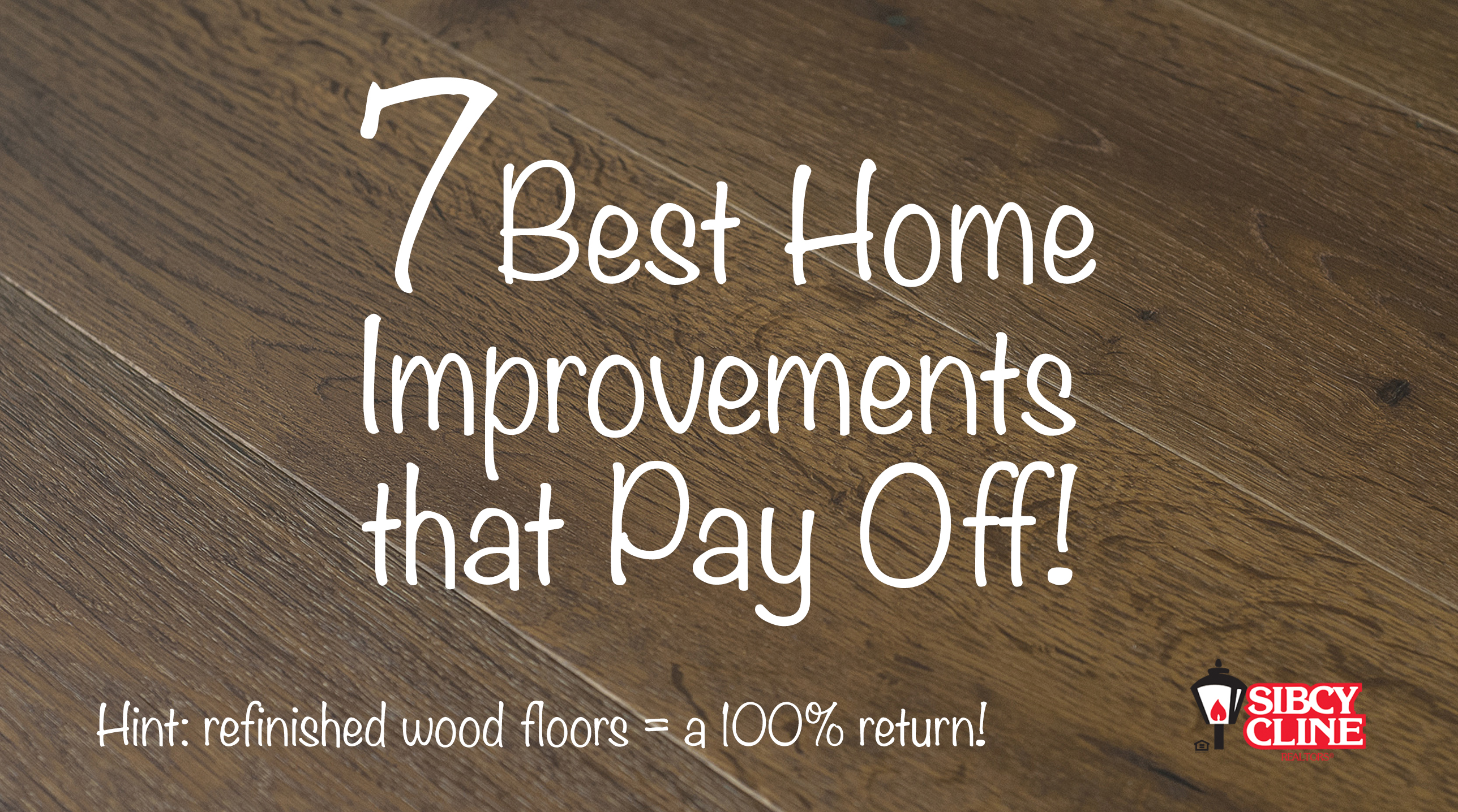 Seven best home improvements that pay off