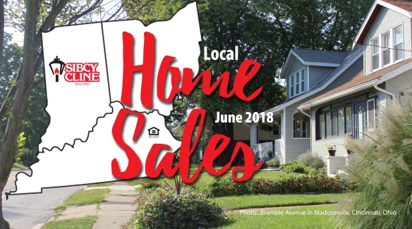 June 2018 home sales report