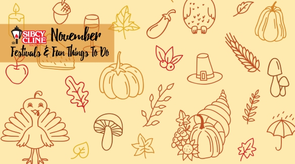 November things to do