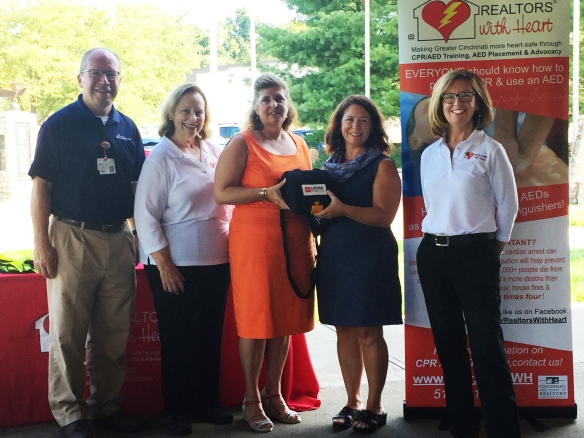 AED Presentation for McDonalds Common Park in Madeira