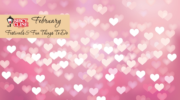 February 2019 events and festivals