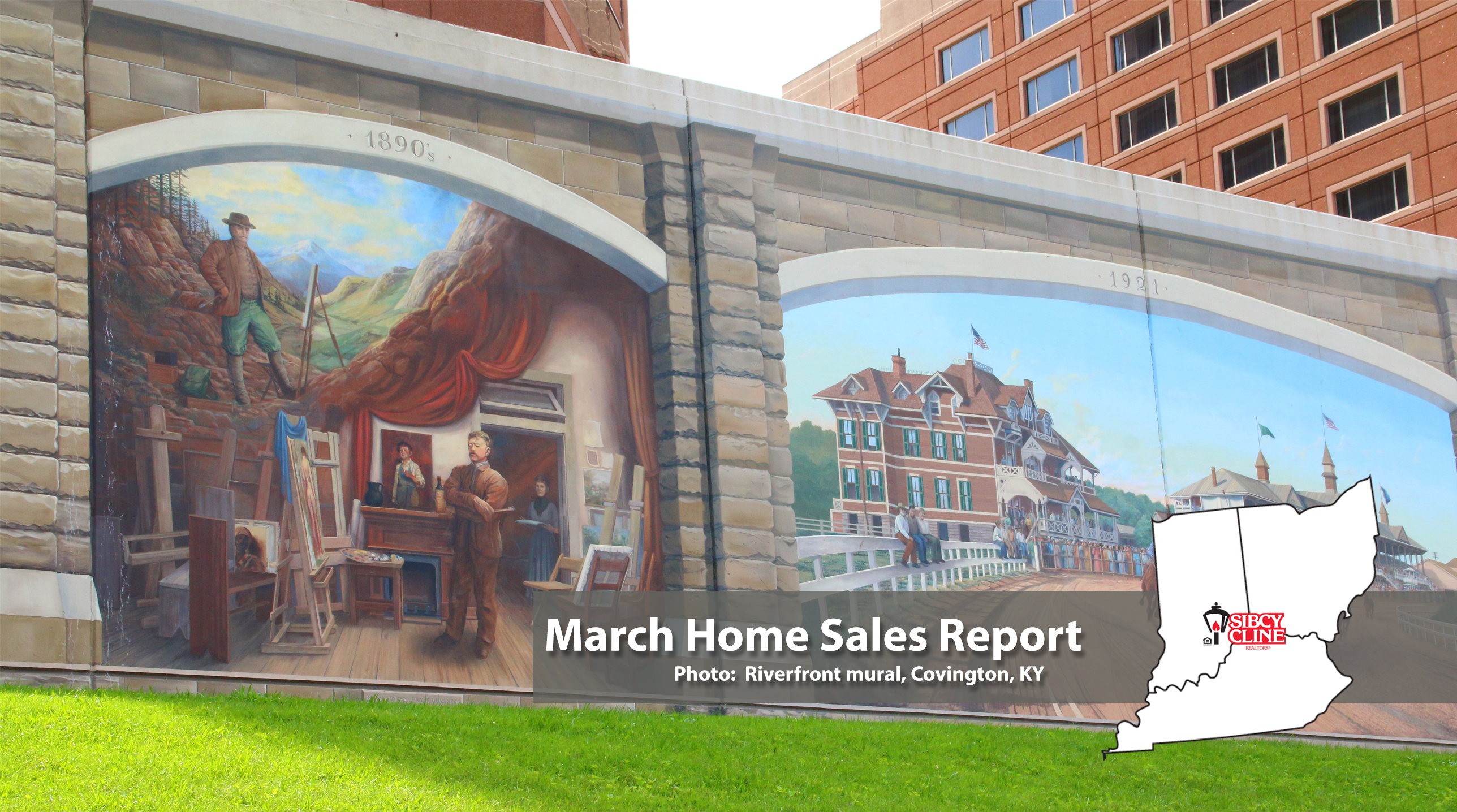 Wondrous March 2019 Home Sales Report For Cincinnati And Dayton Ohio Interior Design Ideas Clesiryabchikinfo