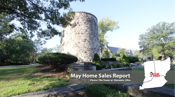 May Home Sales Report: Greater Cincinnati and Dayton, Ohio
