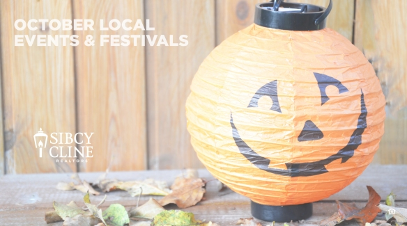 October local events and festivals