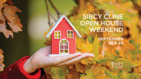 Sibcy Cline Open House weekend