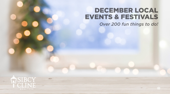 December events 2019