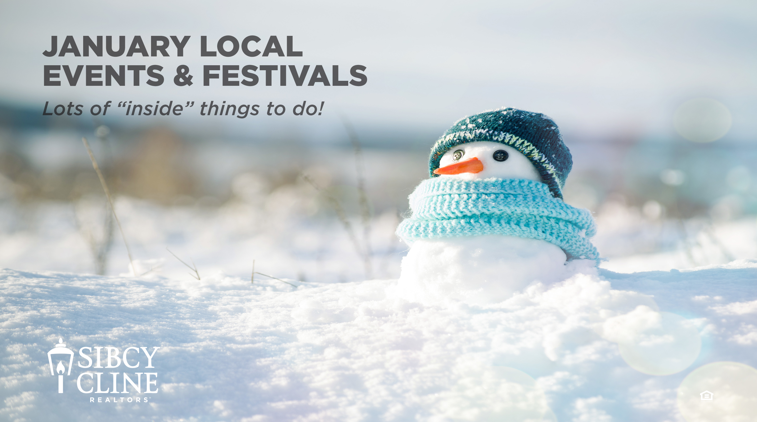 January events and festivals
