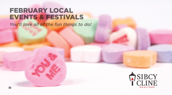 February local events and festivals