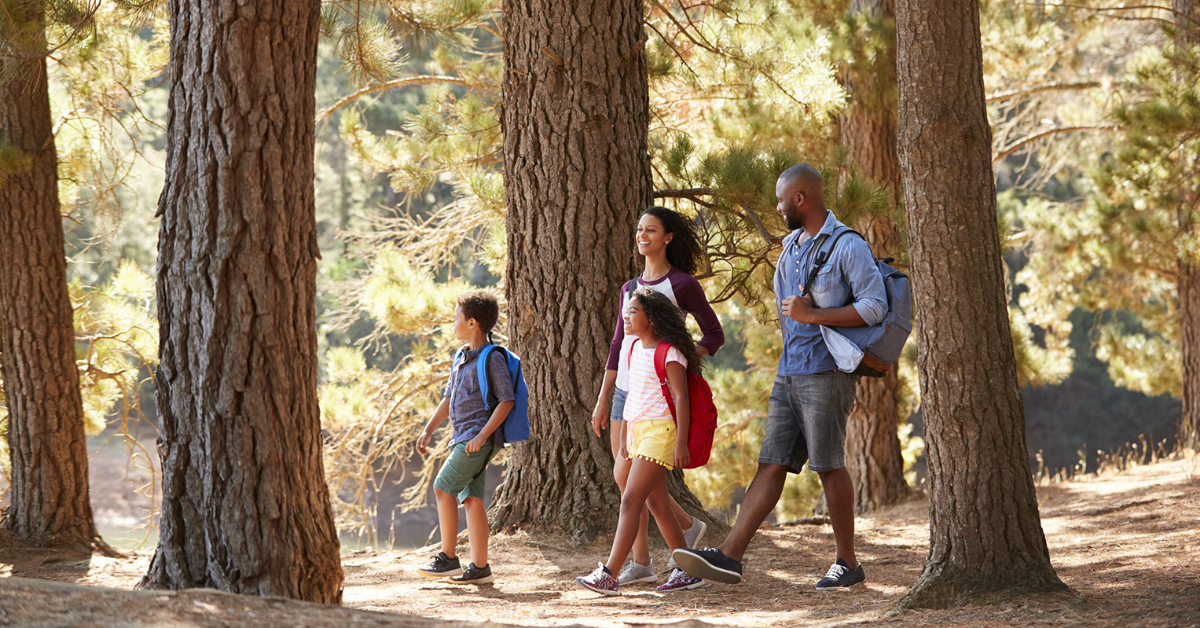 nearby outdoor spaces to explore