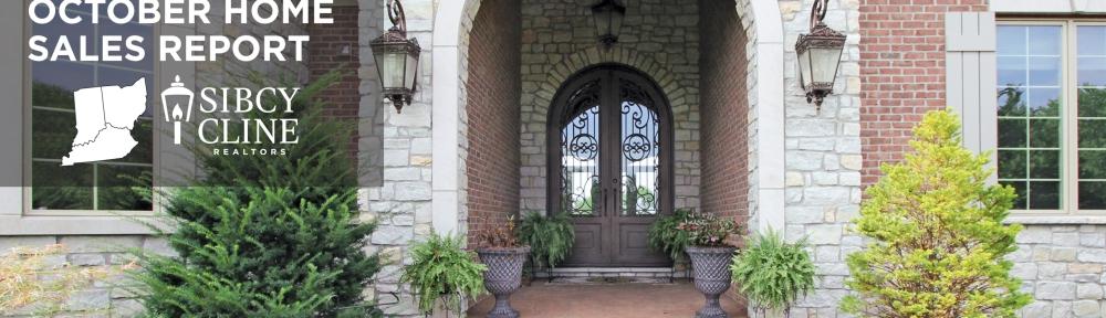 October 2020 Home Sales Report