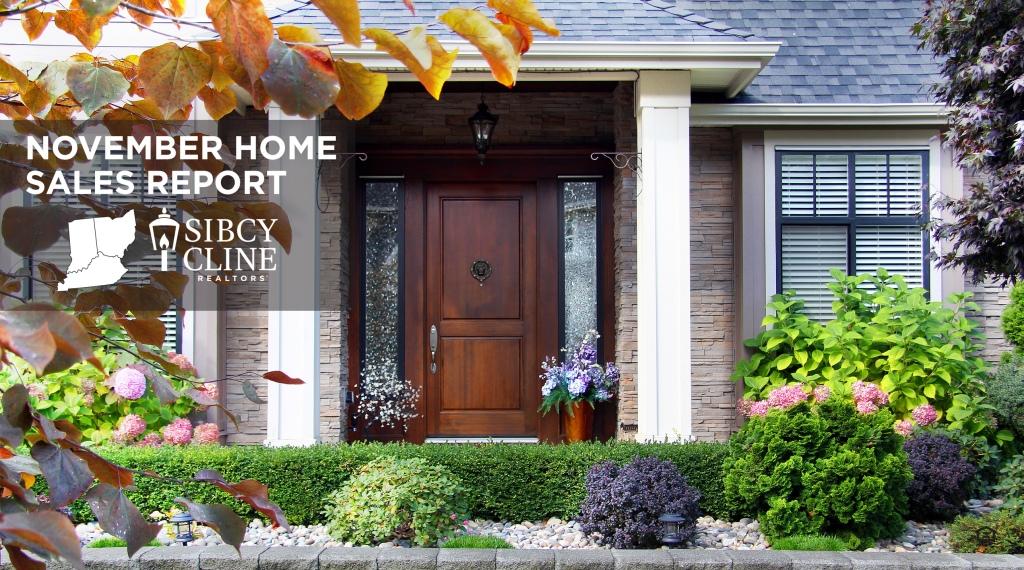 November home sales report